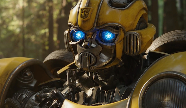 BUMBLEBEE (2018) Movie Trailer 2: Prime Orders Bumblebee to Protect Earth
